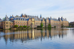 Голландский парламент, вертеп Haag, Нидерланды Стоковое Изображение