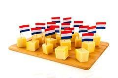 Голландский сыр Стоковые Фото