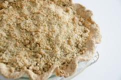 Голландский яблочный пирог Стоковая Фотография RF