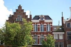 Голландское здание стоковые фотографии rf