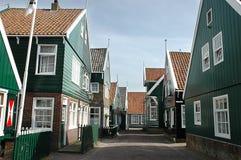голландское село Стоковая Фотография RF