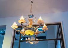 1847 -го апрель как назад начинает украшение дат справедливо вообще святейшее освещение seville организованный поголовьем первона Стоковая Фотография