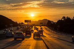 Голливуд, Лос-Анджелес Стоковые Изображения RF