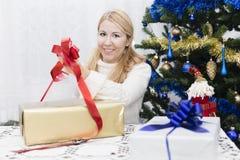 год настоящих моментов рождества новый Стоковые Изображения RF