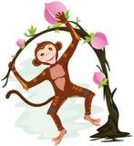 Год обезьяны бесплатная иллюстрация