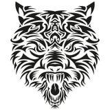 Голова волка Стоковое Фото