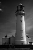 Голова и маяк Flamborough Стоковая Фотография