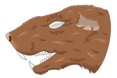 Голова крысы Стоковые Изображения RF