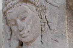 Голова сброса Devi Стоковые Изображения RF