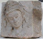 Голова сброса Devi Стоковые Фото