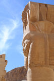 Голова Hathour Стоковая Фотография RF