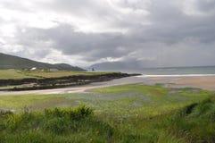 Голова Slea в Dingle, Керри графства, Ирландии Стоковое Фото