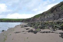 Голова Slea в Dingle, Керри графства, Ирландии Стоковое Изображение