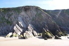 Голова Slea в Dingle, Керри графства, Ирландии Стоковые Изображения