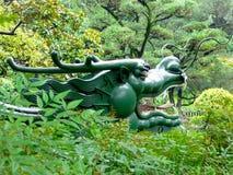 Головка дракона Стоковое Изображение