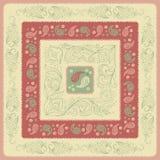 Головной платок дизайна Стоковые Фотографии RF