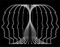 Головной угол Стоковое фото RF