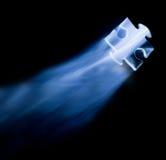 Головоломка любит принципиальная схема кометы Стоковое фото RF