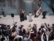 Головы зодиака Ai Weiwei Стоковые Изображения