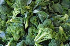 Головы и стержни Boccoli Стоковые Фотографии RF