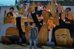 Голосование в Ванкувере Стоковые Изображения