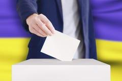 голосовать Стоковые Фотографии RF