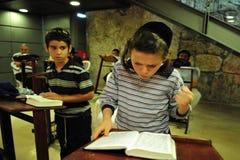 Голося стена - Израиль стоковые изображения