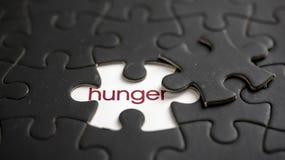 голод стоковое изображение