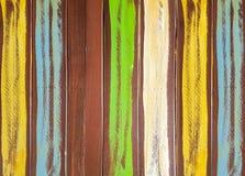 Год сбора винограда деревянный Стоковые Фото