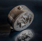 Год сбора винограда заржавел часы Стоковые Фото