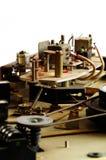 Год сбора винограда 2 механизма магнитофона вьюрка стоковые фото