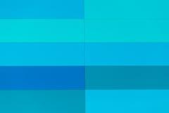 Голубая абстрактная картина витража Стоковое Фото
