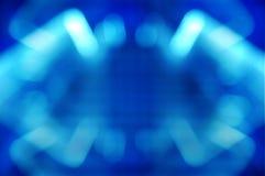 Голубая абстрактная красочная предпосылка Стоковая Фотография RF