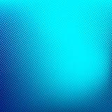 Голубая абстрактная предпосылка полутонового изображения Творческая иллюстрация вектора Стоковая Фотография RF