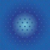 Голубая абстрактная предпосылка для современной технологии Стоковые Фотографии RF