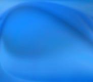 Голубая абстрактная предпосылка Стоковое Изображение RF
