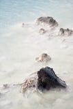 голубая лагуна Стоковое Изображение RF