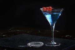 голубая лагуна Стоковые Изображения RF