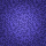 Голубая виртуальная предпосылка технологии Стоковая Фотография RF