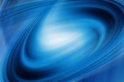 Голубая высокотехнологичная абстрактная предпосылка Стоковое Изображение