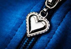 голубая влюбленность стоковое изображение rf