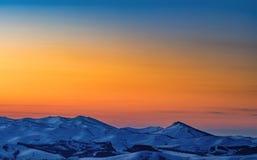 голубая гора Стоковые Изображения RF