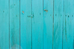 Голубая деревянная предпосылка. Стоковые Фото