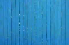 Голубая деревянная текстура загородки сбор винограда бумаги орнамента предпосылки геометрический старый Стоковые Изображения