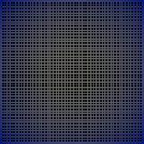 Голубая желтая абстрактная предпосылка Стоковые Фото