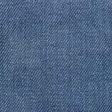 Голубая джинсовая ткань демикотона безшовная для текстуры и предпосылки стоковая фотография