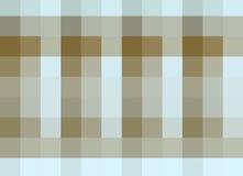 Голубая и серая квадратная предпосылка Стоковые Фотографии RF