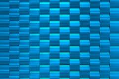 Голубая и холодная архитектурноакустическая текстура иллюстрация вектора