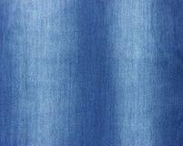 Голубая картина демикотона безшовная для текстуры и предпосылки Стоковая Фотография