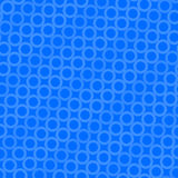 голубая картина круга Стоковое Фото